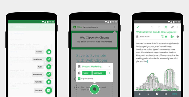 evernote-android-material-design